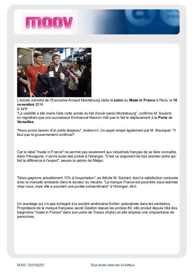Salon Mif Expo 2014 Revue De Presse Internet
