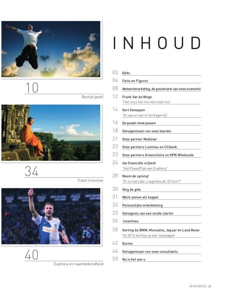 Inhoud                                    03    Edito                                    06    Facts en Figures10       ...