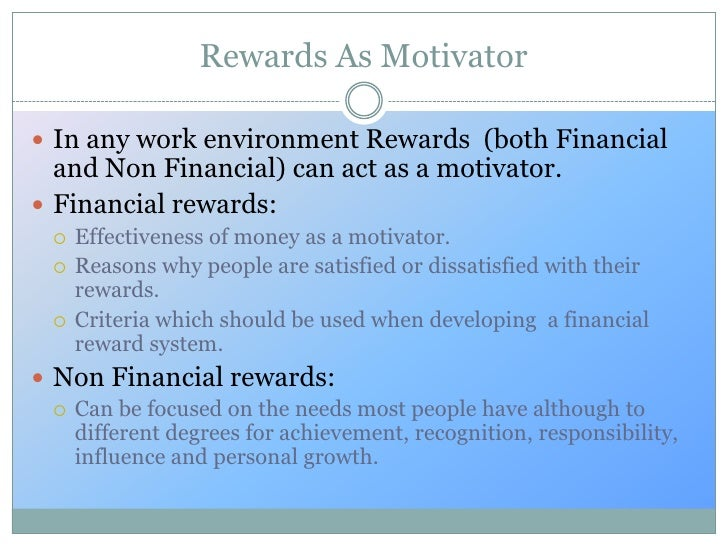 effective reward management Important components of an effective reward management system are specified by armstrong (2007) as reward philosophy, distributive justice, procedural justice, fairness, equity, consistency, transparency, strategic alignment, conceptual and culture fit, as well as fitting for purpose.