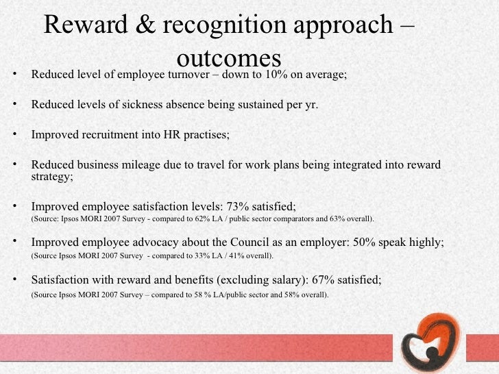 a new employee reward and recognition