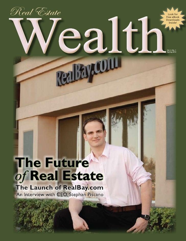 WealthReal Estate        Look for                  Free eBook                  Downloads                    Inside!       ...