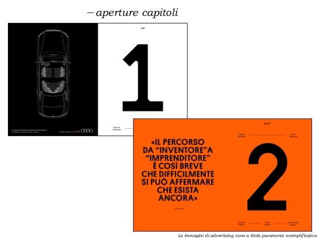 aperture sotto capitoli Wired Magazine Le immagini di advertising sono a titolo puramente esemplificativo