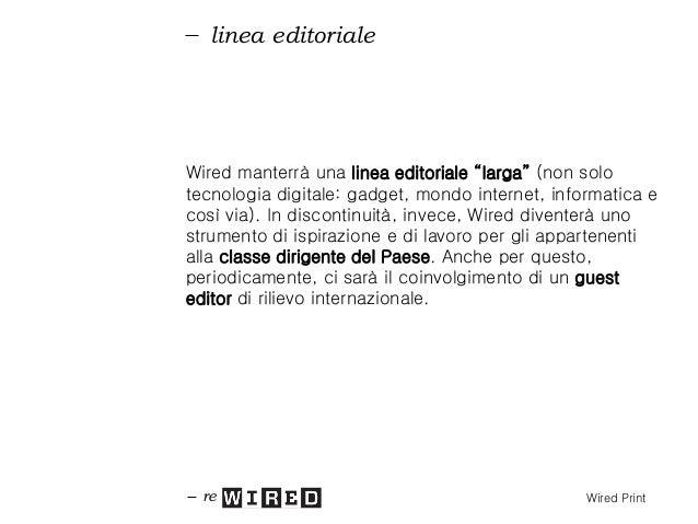 Wired, il bookazine re Wired Print
