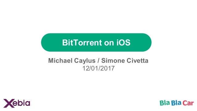 BitTorrent on iOS