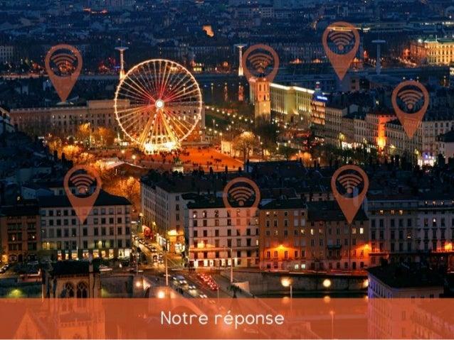 WifiLib, pour devenir une ville intelligente et participative •Développez de nombreux usages via des objets connectés, sma...