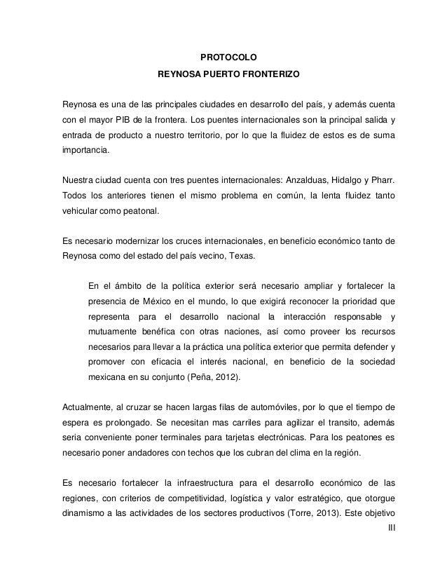 Reynosa puerto fronterizo
