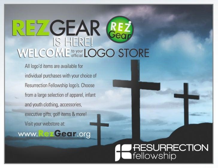 RezGear.org - Resurrection Fellowship