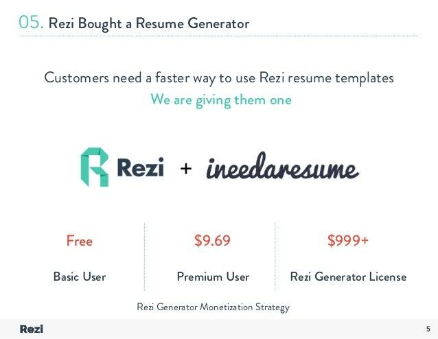 6. 05. Rezi Bought A Resume ...