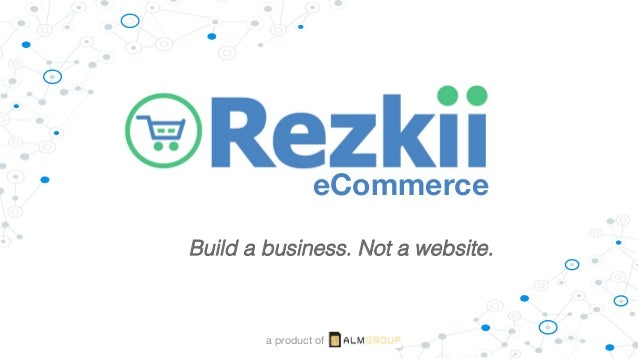 eCommerce a product of Build a business. Not a website.!