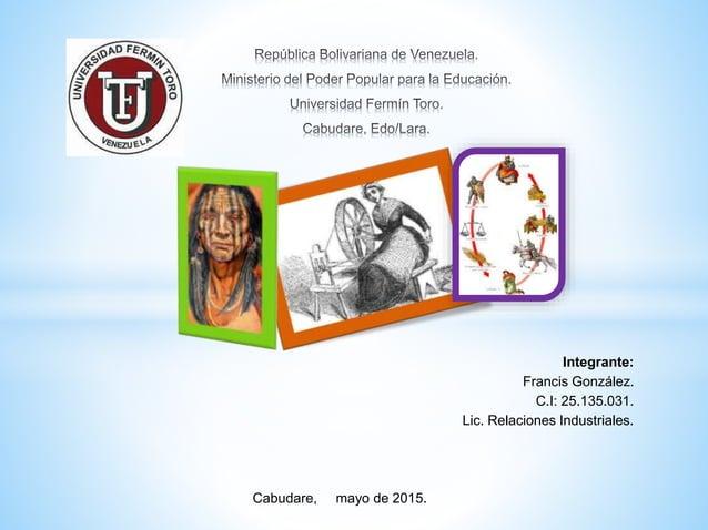 Revista digital. Integrante: Francis González. C.I: 25.135.031. Lic. Relaciones Industriales. Cabudare, mayo de 2015.
