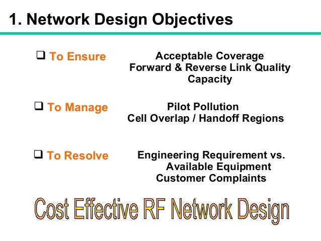 rf network planning Jobs 1 - 13 of 13  the role of a rf planning engineer (ibc) is to develop and manage the end-to- end engineering value-chain of mobile network for inbuilding rf.