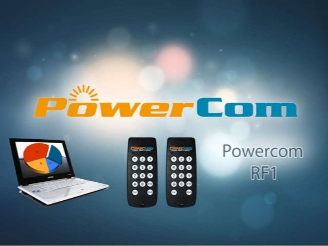PowerCom  Answer Types 1. 2. 3. 4. 5. 6. 7. 8. 9.  Single Digit Question Multi Choice Question Range Free Form Priority Sc...
