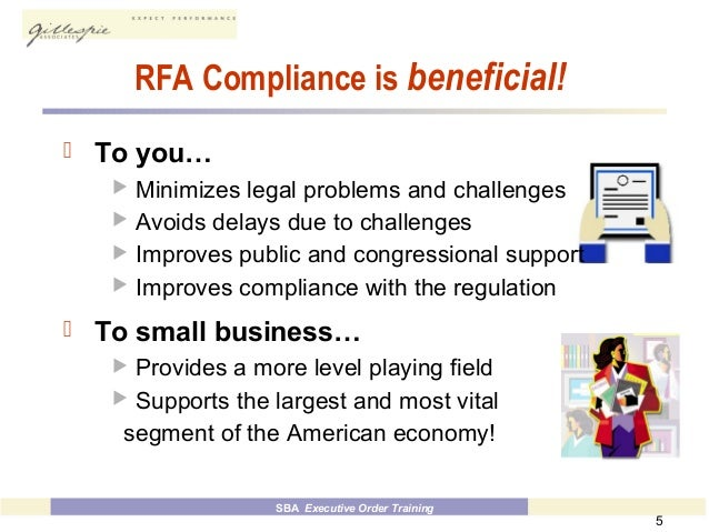 The Basics of the Regulatory Process