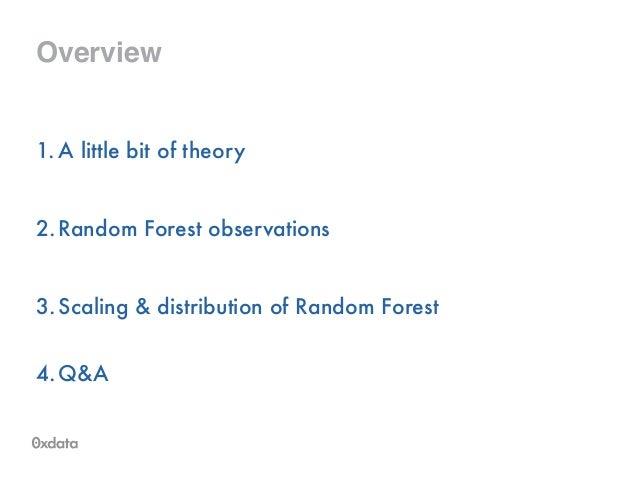 Building Random Forest at Scale Slide 3