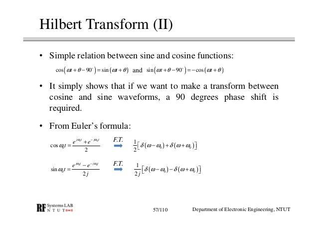 RF Module Design - [Chapter 4] Transceiver Architecture