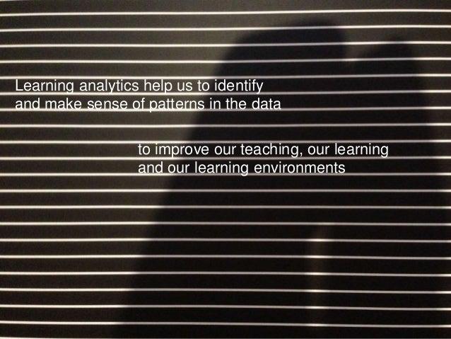 Learning analytics action plan Slide 3