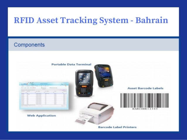 RFID Asset Tracking System | Document Tracking | D3 Bahrain