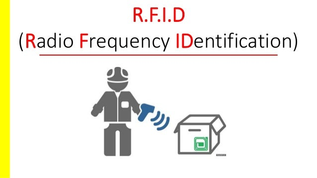 Image result for Radio Frequency Identification (RFID)