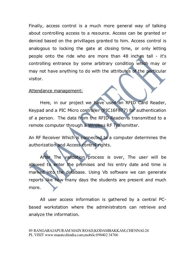 admission management system abstract A student management system project abstract that contains the basics needs in a student management system it can also be used as a base to implementing your.