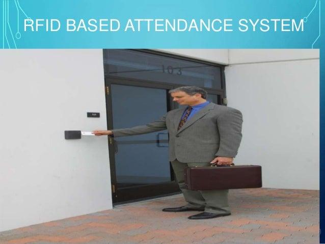 rfid based attendance system pdf