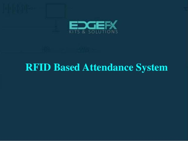 rfid based attendance card system Rfid (radio frequency identification) is a technology that uses electromagnetic fields to identify objects in a contactless way i have implemented real time rfid based attendance system using gui the gui is developed using c# with net platform and arduino microcontroller is used to interface rfid card reader with gui as rfid card reader communicates through spi protocol.