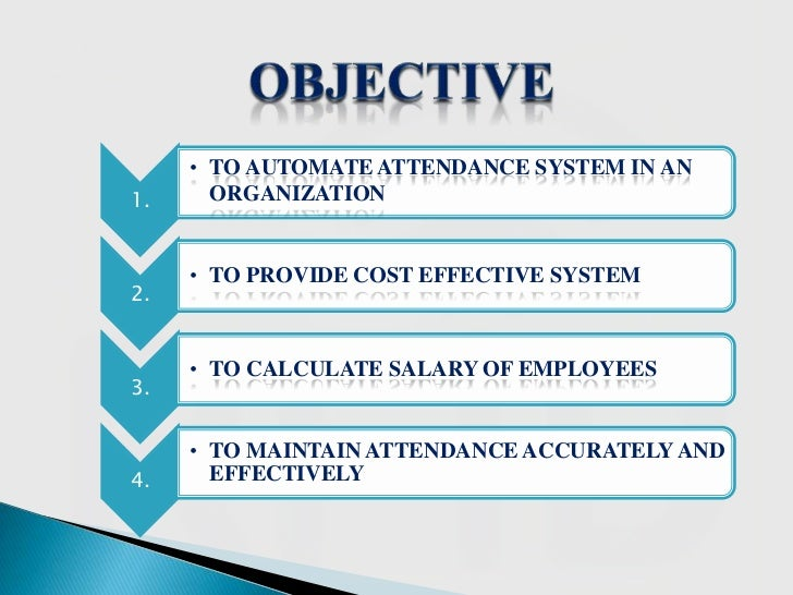 rfid based employee attendance tracking system