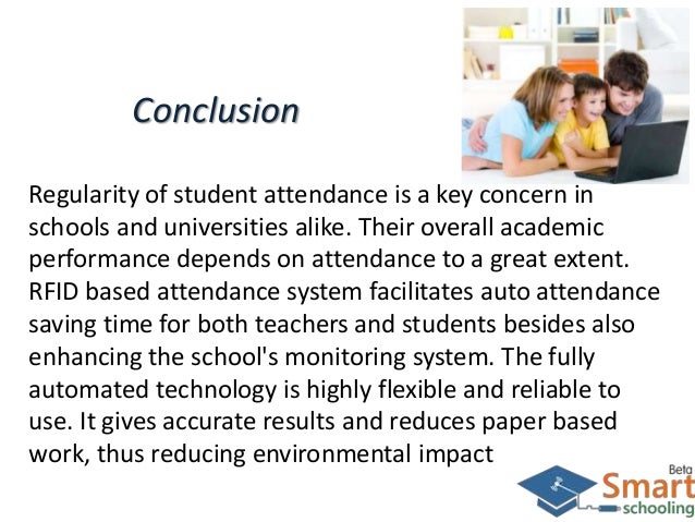 rfid based systematic student's attendance management Rfid based attendance system with an sms  not only records the student  attendance, but also sends alert sms to their parents when the student is   systematic and serialised approach is required to solve this difficulty.