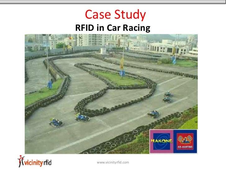Case StudyRFID in Car Racing     www.vicinityrfid.com
