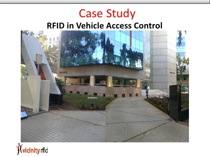 Case Study RFID in Vehicle Access Control