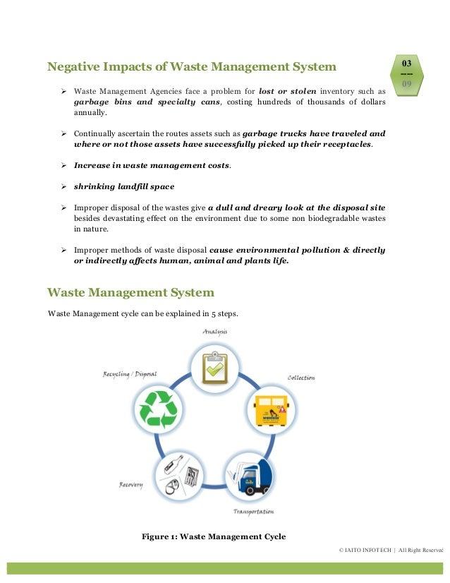 Rfid In Waste Management