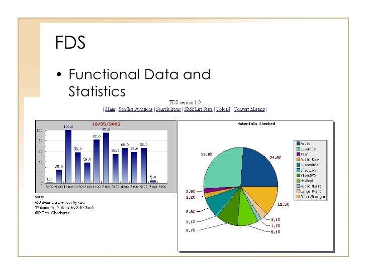 FDS <ul><li>Functional Data and Statistics </li></ul>