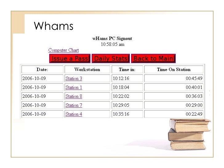 Whams