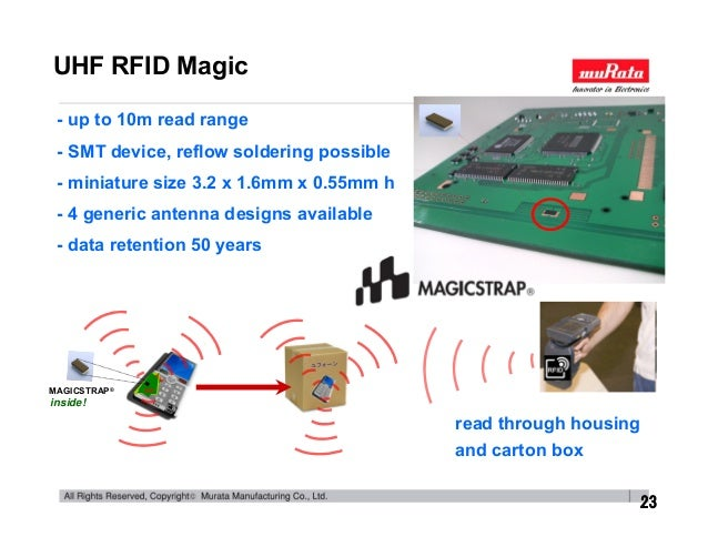 Rfid Pcb Tag Uhf With Magicstrap All 3 3 2013 - Imagez co