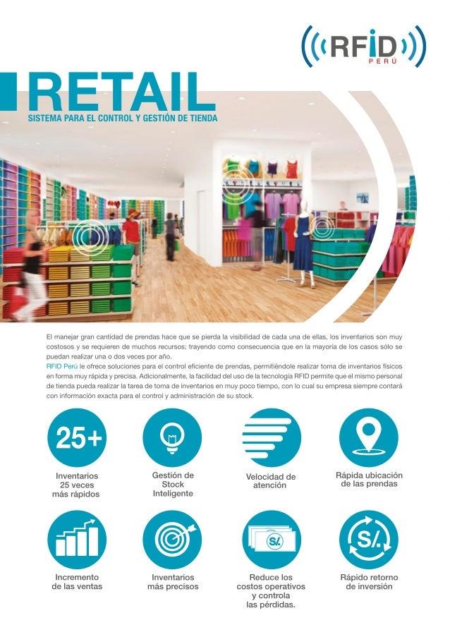 RFID Perú - Retail