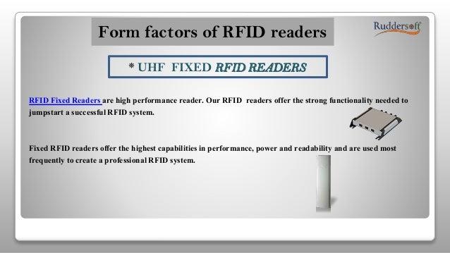 RFID Readers Dealer & Supplier in India
