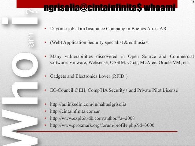 Rfid security workshop v0.9  -nahuel_grisolia Slide 2