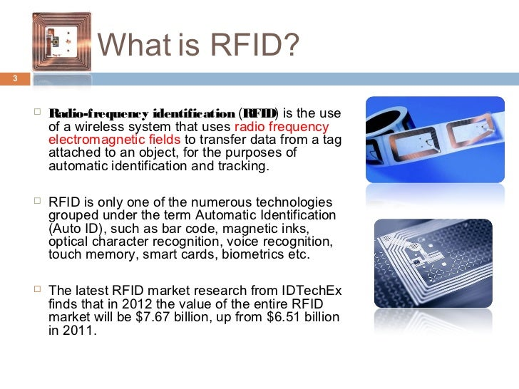 benefits of radio frequency identification rfid technology Many organizations are adopting radio frequency identification technologies ( rfid) as part of their information supply chains for the myriad of benefits that  come.