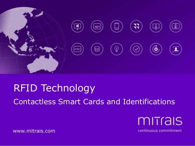 contactless smart card technology pdf