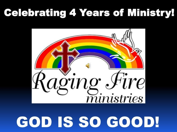 Celebrating 4 Years of Ministry!<br />GOD IS SO GOOD!<br />