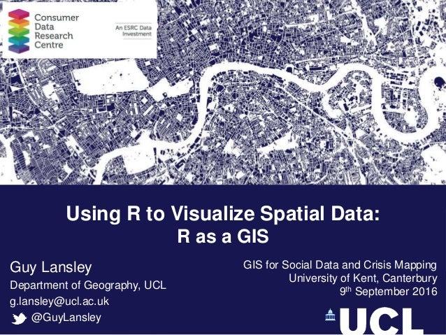 R spatial