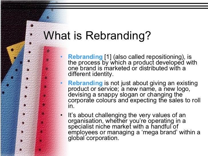 Rfp Logo Rebranding Proposal Report