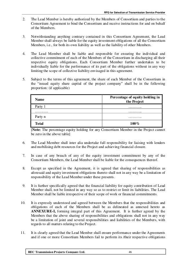 Rfq Response Cover Letter Sample
