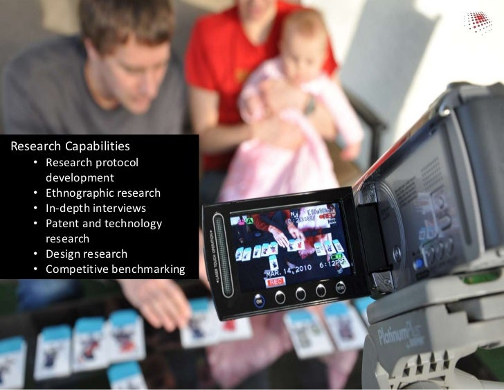 Research Capabilities<br /><ul><li>Research protocol development