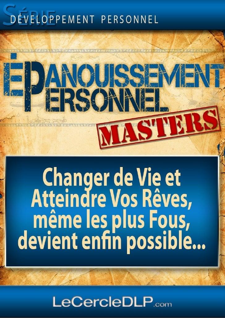 Copyright 2012 - Le Cercle DLP - Tous droits réservés   1