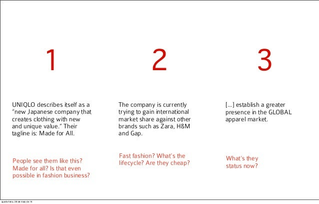 uniqlo study Custom uniqlo: a supply chain going global harvard business (hbr) case study analysis & solution for $11 global business case study assignment help, analysis, solution,& example.
