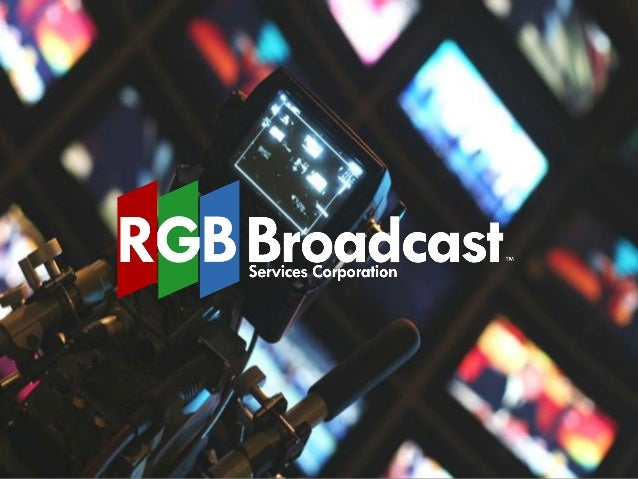 For more than twenty yearsRGB Broadcast Serviceshas been a leading independentSystems Integrator of Broadcast andDigital M...