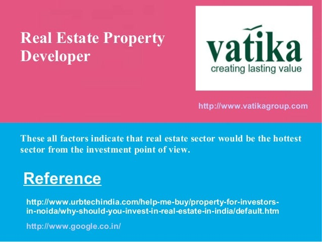 why invest in real estate pdf
