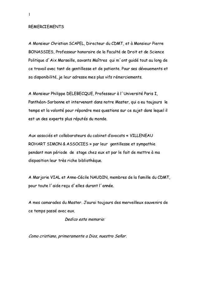 Règles De Rotterdam Memoire Anexe Conventions