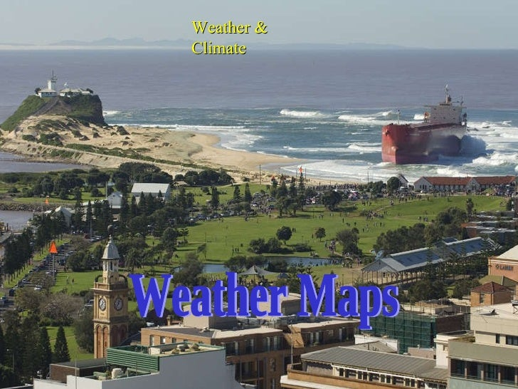 Weather Maps Weather & Climate