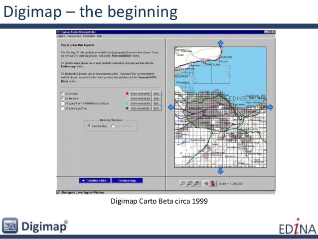 GIS in Education – tales from a data provider Slide 2